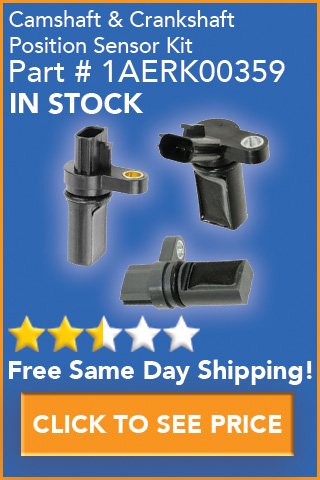 Camshaft & Crankshaft Position Sensor Kit