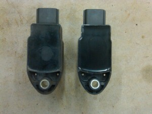 mazda rx8 ignition oil - bottom view